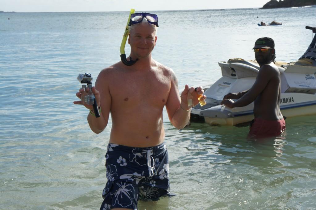 Snorkel Booze Hunt