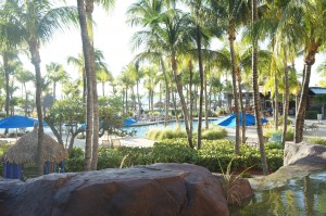 Scenes from Radisson Aruba