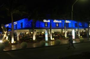 Gianni's Italian Restaurant steps away from Radisson Aruba
