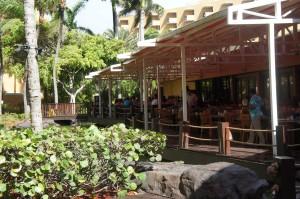 Laguna Restaurant Terrace