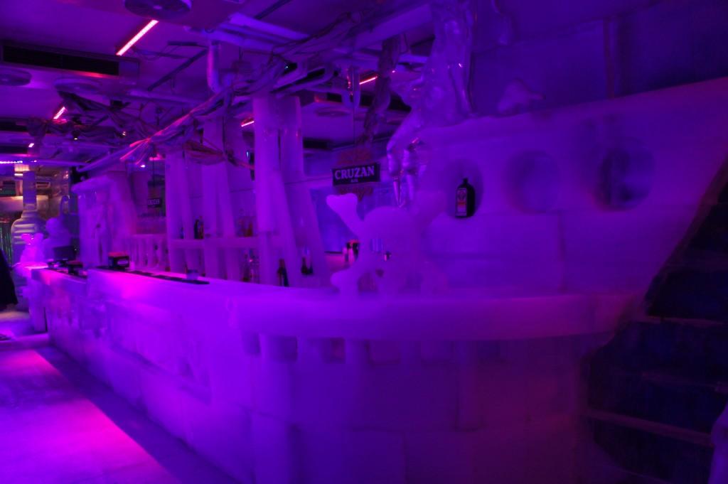 Ice Bar/Pirate Ship