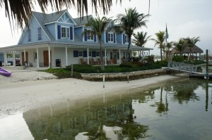 Luxurious and remote Deep Water Cay in Grand Bahama