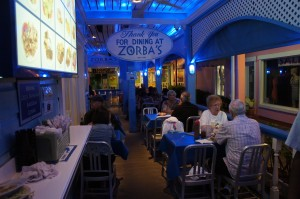 Zorba's Restaurant in Grand Bahama