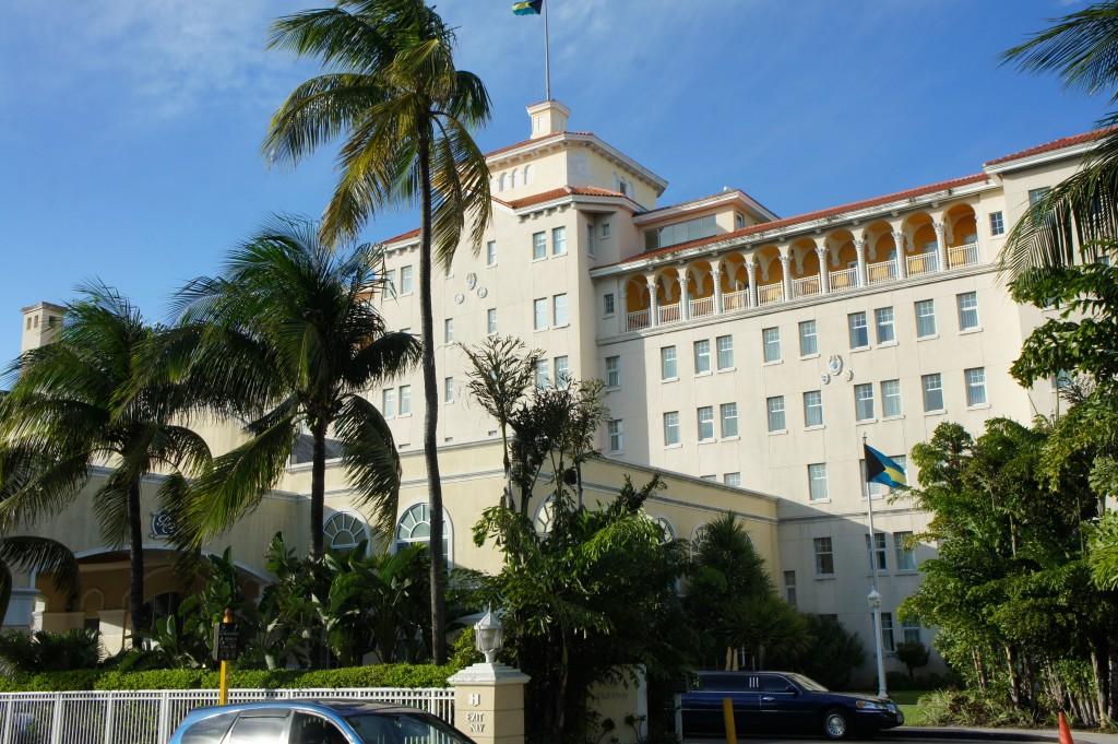 Nassau's British Colonial Hilton