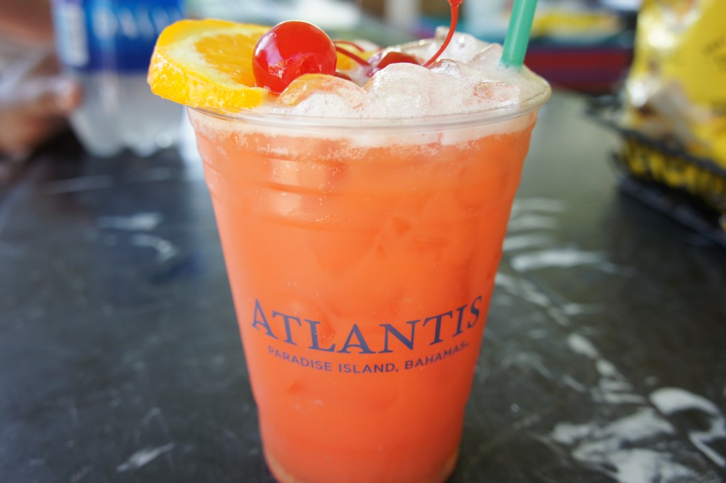 Bahama Mama at Atlantis