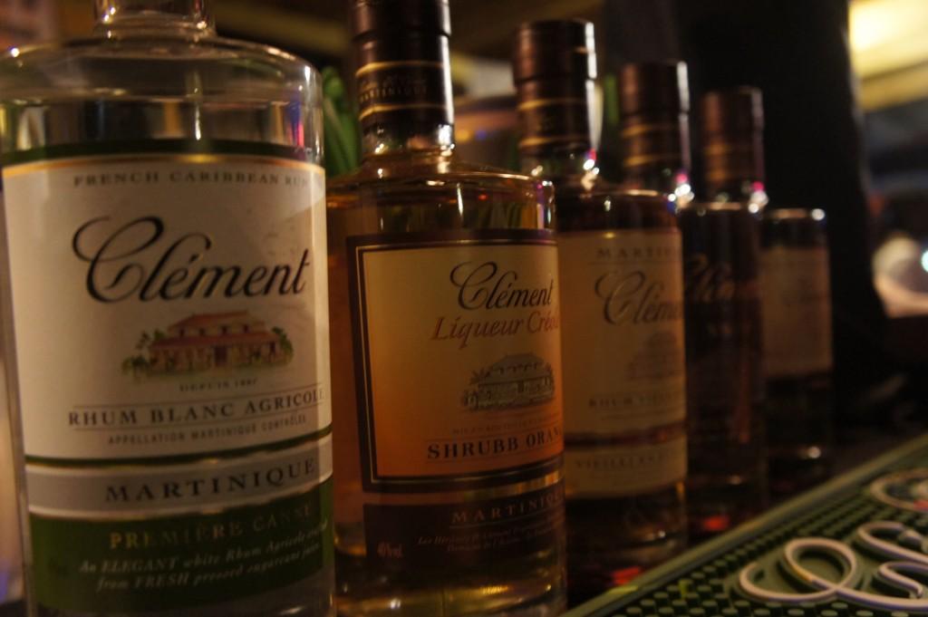 Rum on display at Festival Rum Bahamas 2014