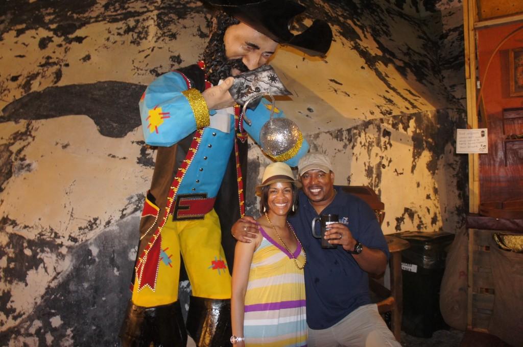 Caribbean Soul Trekkers at Festival Rum Bahamas 2014