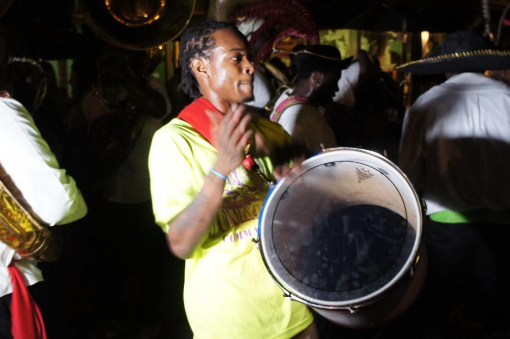 Band performing at Festival Rum Bahamas 2014
