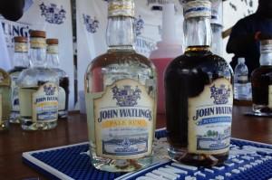 Local distillery John Watlings at Festival Rum Bahamas 2014
