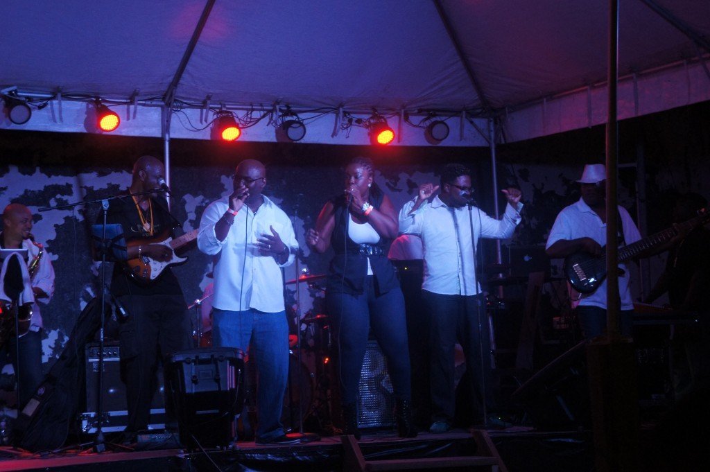 Thingum Dem performing at Festival Rum Bahamas 2014