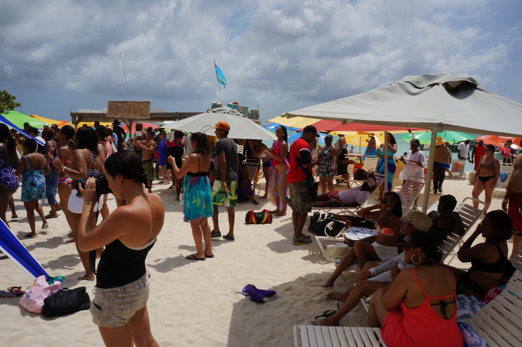 Moomba Beach Party for Soul Beach Music fest 2014