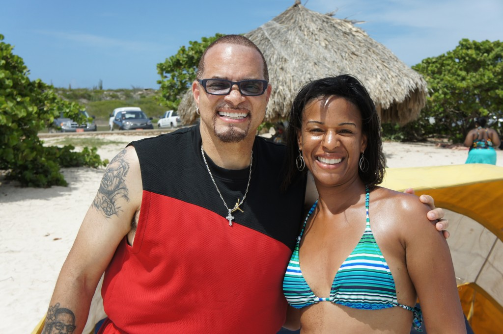 Sinbad at Soul Beach Music Fest 2014