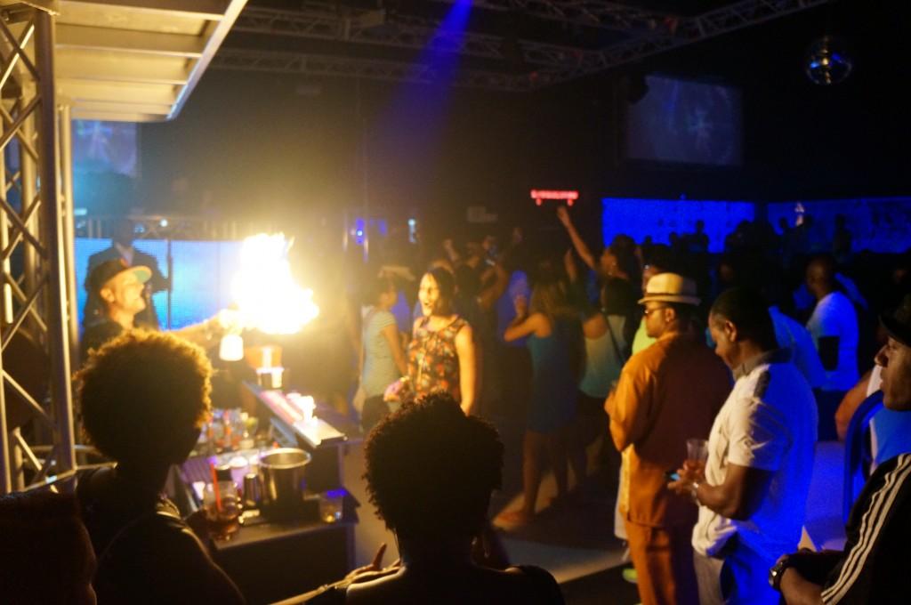 Confessions Nightclub Aruba Soul Beach Music Festival 2014