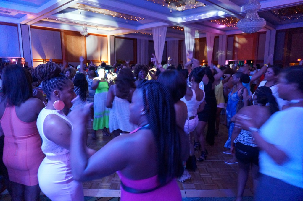 Soul Beach Music Fest 2014 After Party Renaissance Convention Center