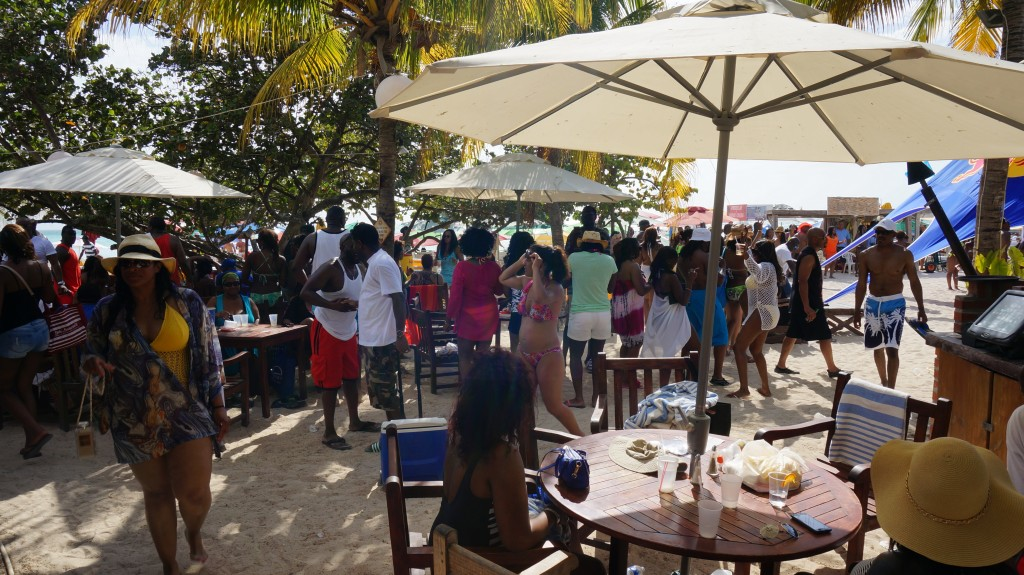 Soul Beach Cool Down BBQ at Moomba Beach