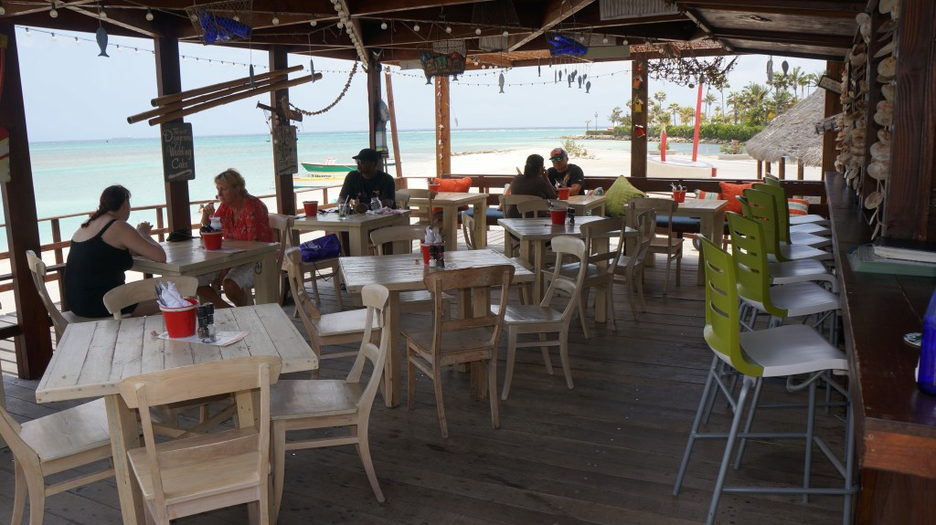 Review of The West Deck Oranjestad Aruba
