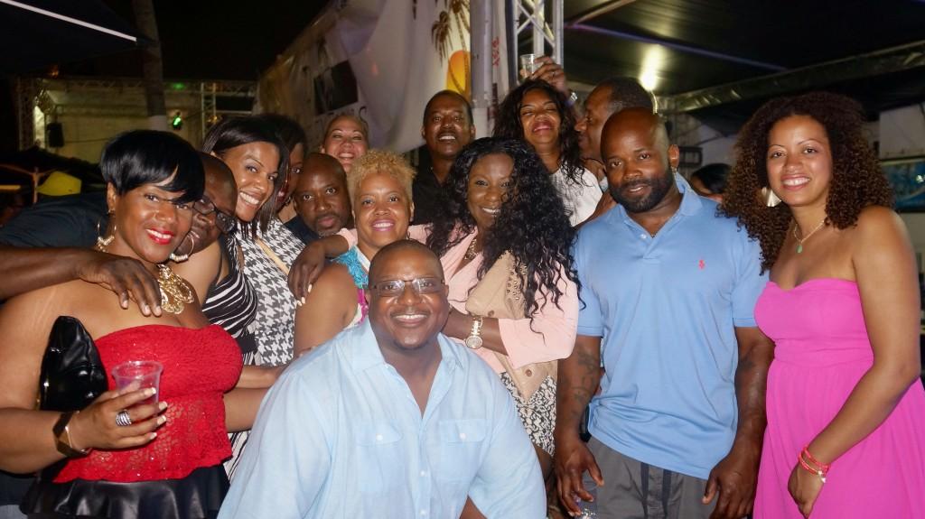 Relextions Nightclub Aruba Soul Beach Music Fest 2014