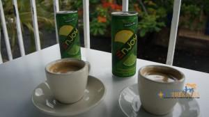Beverages at Bumpa's St. Thomas