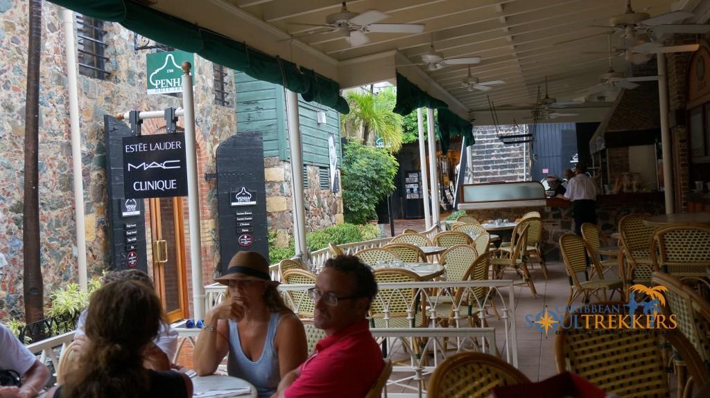 Cafe Amici St. Thomas