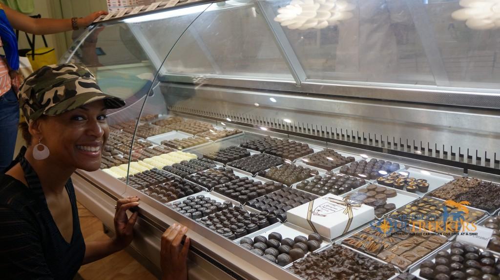 The Belgian Chocolate Factory St. Thomas