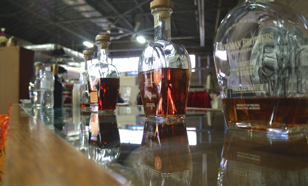 Review of Bowman Distillery