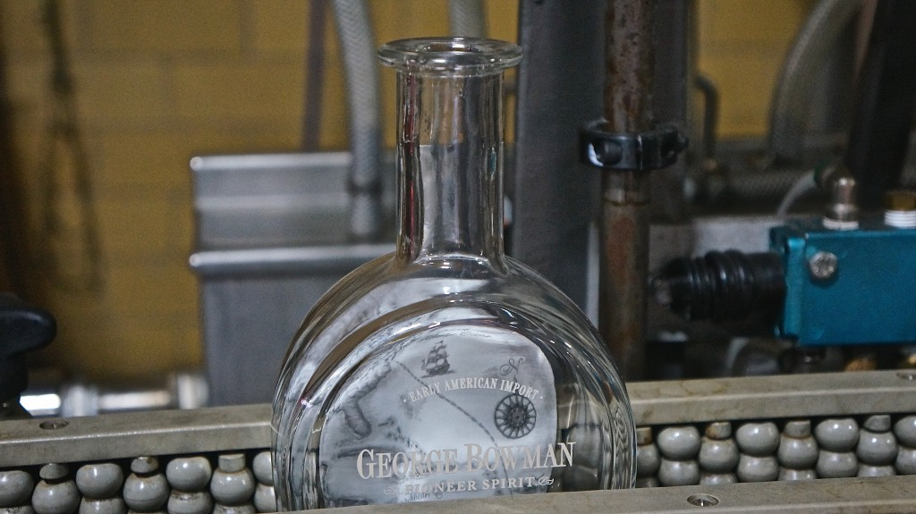 Tour of Bowman Distillery
