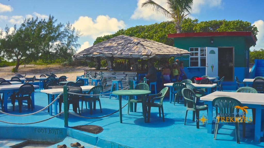Big Bamboo Beach Bar Anegada