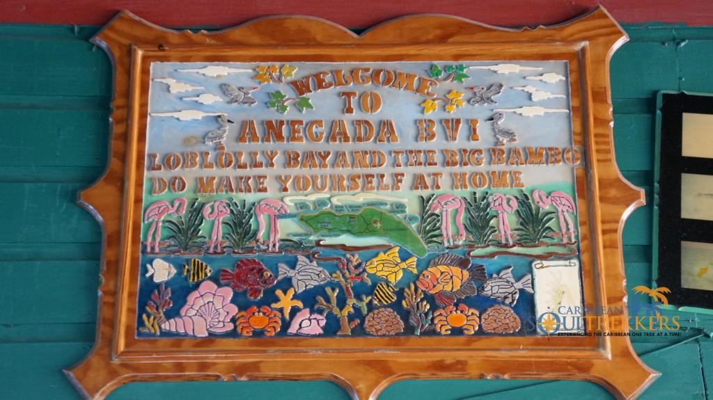 Big Bamboo Beach Bar and Restaurant Anegada