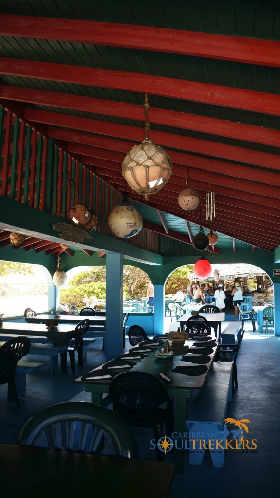 The Big Bamboo Beach Bar Anegada