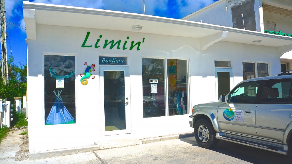 The exterior of Limin' in Anguilla's West End