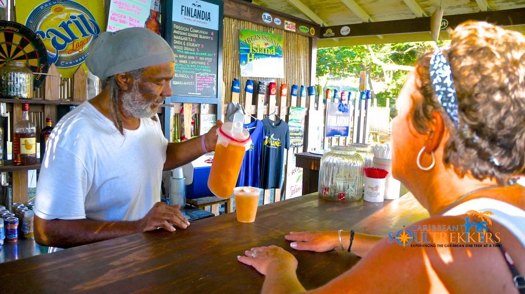 B-Line Beach Bar JVD