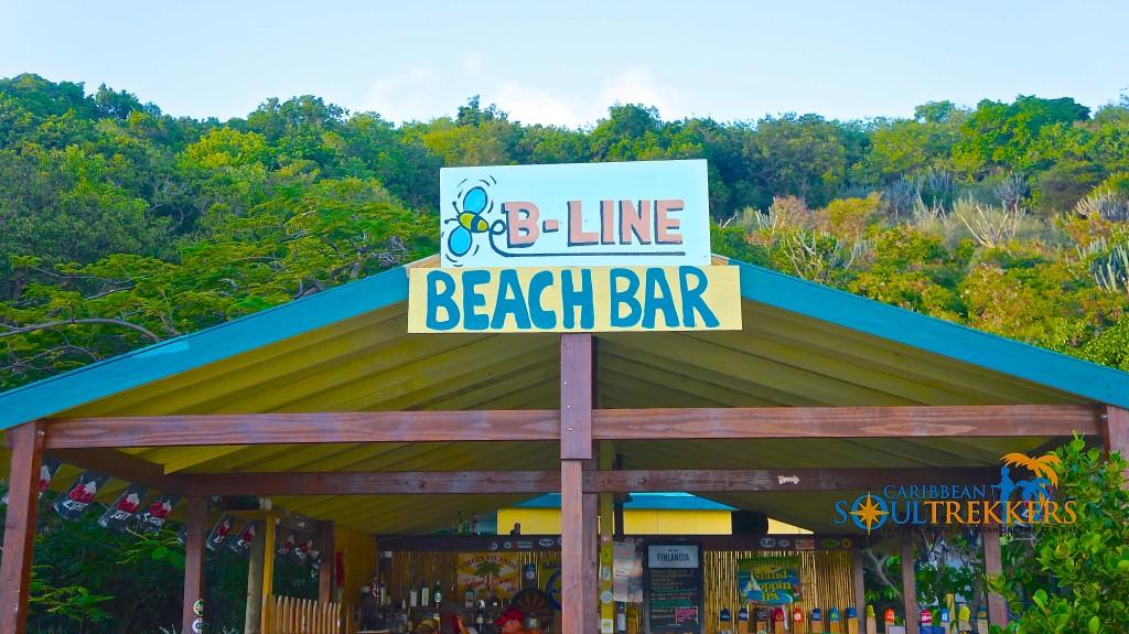 B-Line Beach Bar in JVD