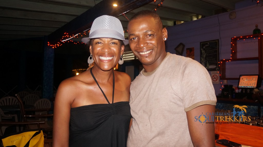 Foxy Taboo's Chef with Caribbean Soul Trekkers