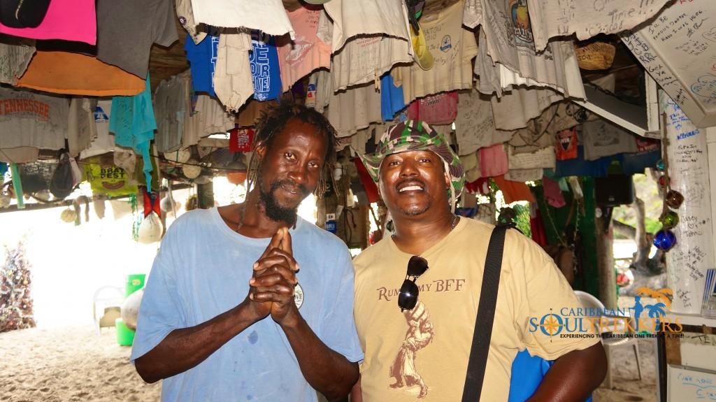 Mango Eddie and Seddy