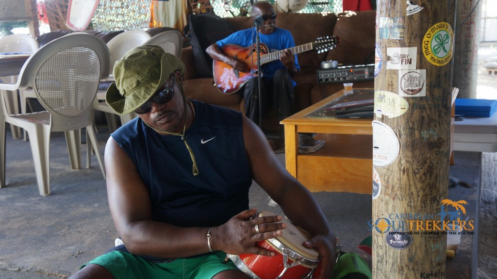 Live music at One Love Bar and Grill, BVI