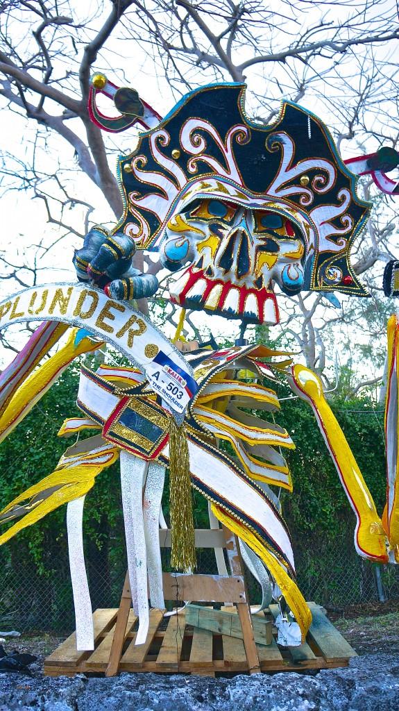 Carnival floats at Festival Rm Bahamas 2015