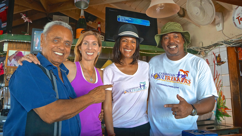 Caribbean Soul Trekkers with Topper's Rhum
