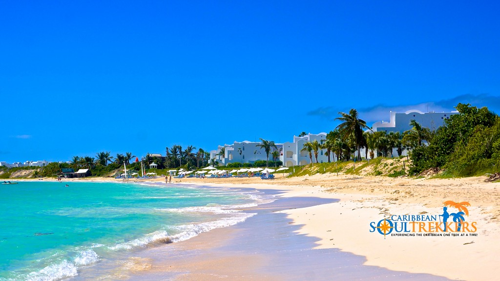 The perfect Caribbean Beach - CuisinArt's Rendezvous Beach
